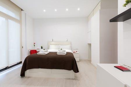 Apartamento de alquiler desde 06 ene. 2019 (Carrer d'Aragó, Barcelona)