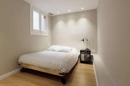 Apartamento de alquiler desde 13 nov. 2018 (Carrer d'Espronceda, Barcelona)