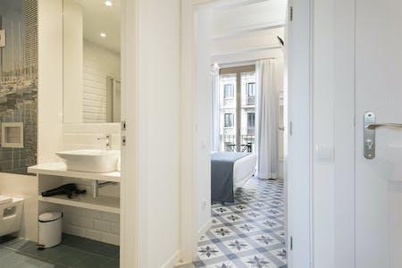 Apartment for rent from 01 Jan 2019 (Carrer de València, Barcelona)