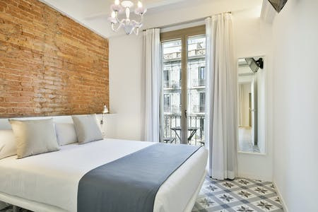 Apartamento de alquiler desde 16 mar. 2019 (Carrer de València, Barcelona)
