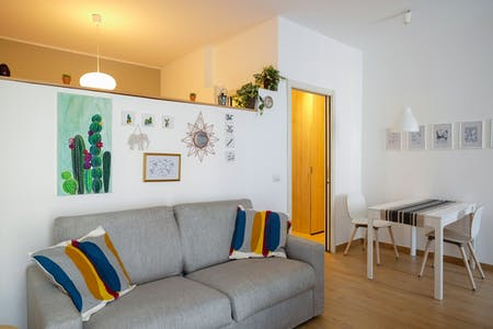 Apartment for rent from 13 Aug 2019 (Via Sangro, Milano)
