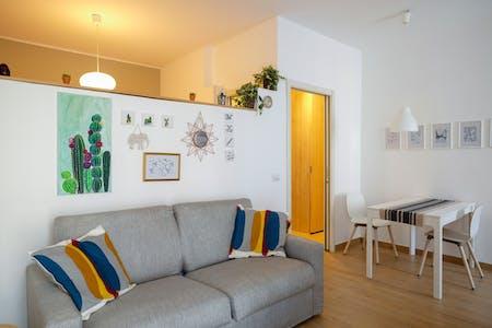Apartamento para alugar desde 21 Jun 2019 (Via Sangro, Milano)