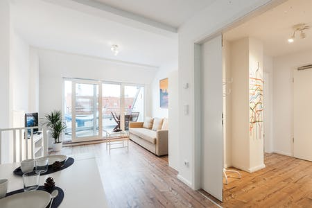 Appartement à partir du 01 Dec 2018 (Hobrechtstraße, Berlin)