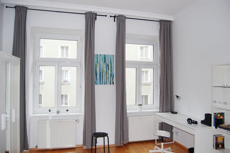 Private room for rent from 01 Oct 2019 (Apostelgasse, Vienna)