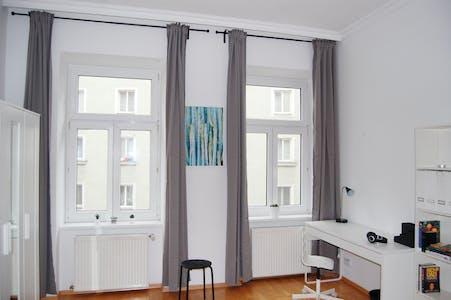 Privé kamer te huur vanaf 15 Jul 2020 (Apostelgasse, Vienna)