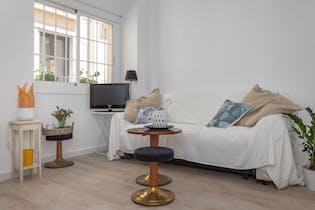 Apartment for rent from 30 Mar 2019 (Carrer dels Tiradors, Barcelona)