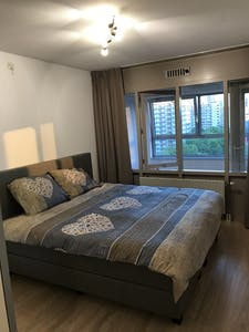 Apartment for rent from 02 Oct 2019 (Karel Doormanstraat, Rotterdam)
