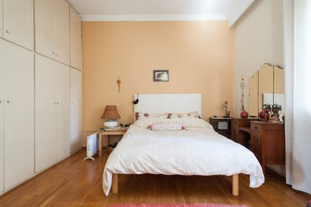 Private room for rent from 18 Jan 2019 (Gyftopoulou, Khalándrion)