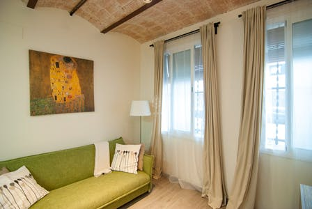 Apartment for rent from 23 Sep 2018 (Carrer del Marroc, Barcelona)