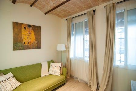 Appartement te huur vanaf 21 Dec 2019 (Carrer del Marroc, Barcelona)