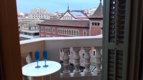 Apartment for rent from 08 Jul 2019 (Carrer de València, Barcelona)