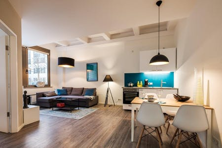 Apartamento para alugar desde 01 fev 2019 (Fritz-Erler-Straße, München)