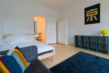 Private room for rent from 16 Jul 2019 (Bandelstraße, Berlin)