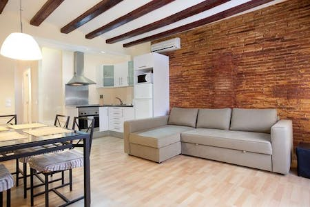Apartment for rent from 25 Nov 2019 (Carrer d'Obradors, Barcelona)