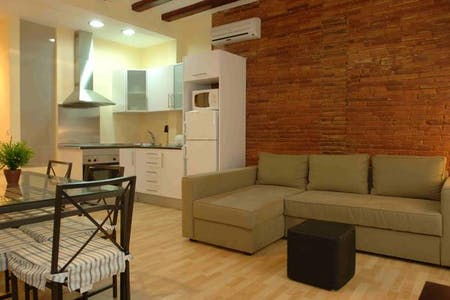Apartment for rent from 31 Aug 2019 (Carrer d'Obradors, Barcelona)