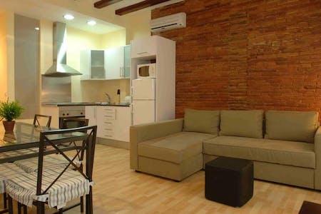 整套公寓租从31 7月 2019 (Carrer d'Obradors, Barcelona)