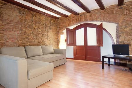 Apartment for rent from 14 Apr 2020 (Carrer d'Obradors, Barcelona)
