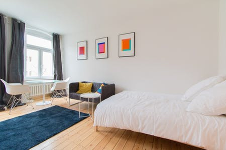 Chambre privée à partir du 01 avr. 2019 (Bandelstraße, Berlin)
