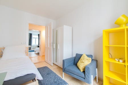Private room for rent from 01 May 2019 (Bandelstraße, Berlin)
