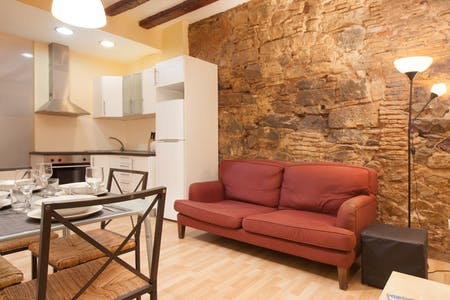 Apartment for rent from 04 Mar 2019 (Carrer d'Obradors, Barcelona)
