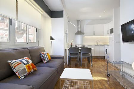 Apartamento para alugar desde 13 abr 2019 (Carrer del Baluard, Barcelona)