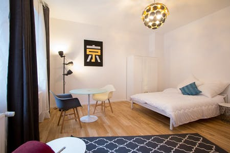 Private room for rent from 31 Aug 2019 (Grünberger Straße, Berlin)