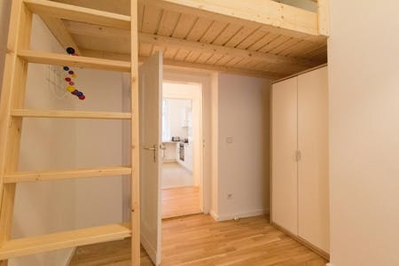 Private room for rent from 01 Jun 2019 (Grünberger Straße, Berlin)