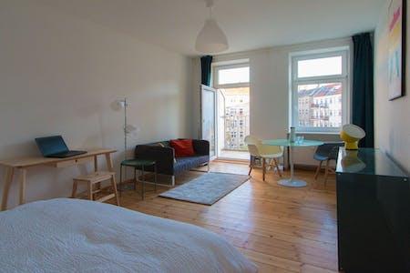 Apartamento para alugar desde 16 jul 2020 (Naugarder Straße, Berlin)