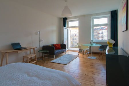 Apartamento para alugar desde 01 jan 2020 (Naugarder Straße, Berlin)