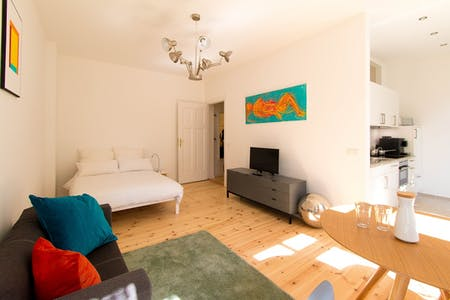 Apartment for rent from 01 Jan 2020 (Jablonskistraße, Berlin)