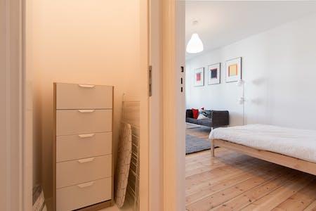 Apartamento para alugar desde 01 jun 2019 (Naugarder Straße, Berlin)