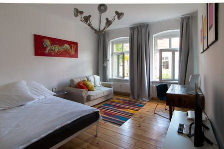 Apartment for rent from 19 Jan 2019 (Weisestraße, Berlin)