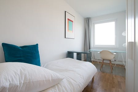 Private room for rent from 16 Feb 2019 (Neltestraße, Berlin)