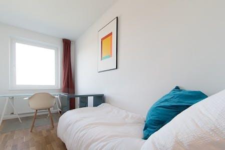 Privé kamer te huur vanaf 01 Aug 2019 (Neltestraße, Berlin)