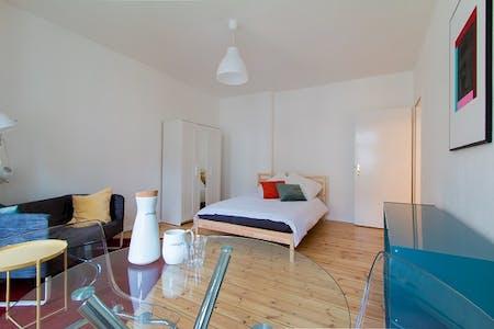 Appartement te huur vanaf 16 Jul 2020 (Naugarder Straße, Berlin)