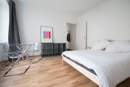Apartment for rent from 02 Aug 2020 (Forststraße, Berlin)