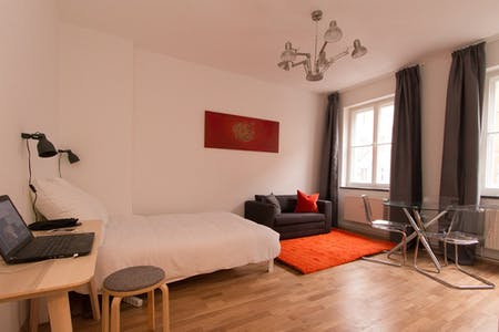 Appartement à partir du 16 Aug 2019 (Grünberger Straße, Berlin)