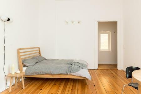 Appartement à partir du 19 janv. 2019 (Jablonskistraße, Berlin)