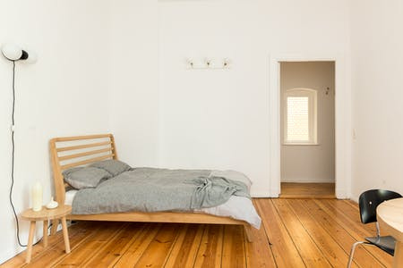 Apartment for rent from 01 Jun 2020 (Jablonskistraße, Berlin)