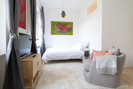 Apartment for rent from 01 Dec 2019 (Jablonskistraße, Berlin)