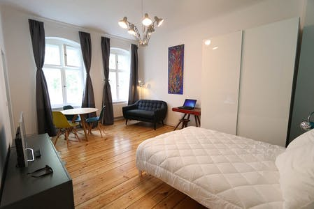 Apartment for rent from 01 Apr 2019 (Driesener Straße, Berlin)