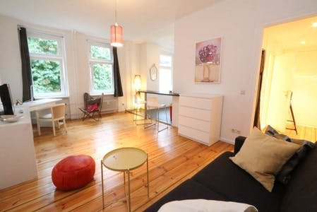 Apartment for rent from 01 Oct 2019 (Brüsseler Straße, Berlin)