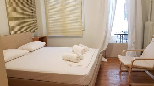 Private room for rent from 15 Sep 2019 (Ioulianou, Athens)