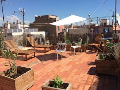 Apartment for rent from 10 Dec 2018 (Carrer dels Mestres Casals i Martorell, Barcelona)