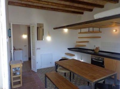 Wohnung zur Miete ab 01 Sep. 2020 (Carrer dels Mestres Casals i Martorell, Barcelona)