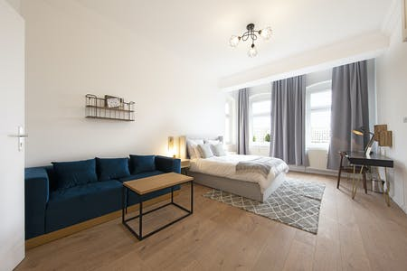 Private room for rent from 19 Jan 2019 (Corinthstraße, Berlin)