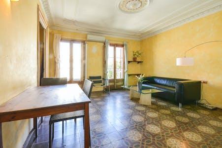 整套公寓租从31 Dec 2019 (Carrer de la Portaferrissa, Barcelona)