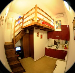 Apartment for rent from 23 Jan 2019 (Via Cunfida, Rome)
