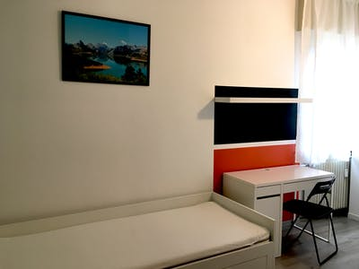 Private room for rent from 19 Mar 2019 (Via Sabbioni, Rovereto)