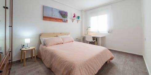合租房间租从01 7月 2019 (Avinguda de Blasco Ibáñez, Valencia)